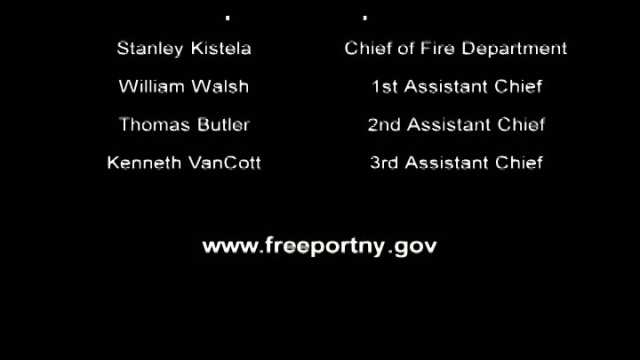 The Freeport Fire Department