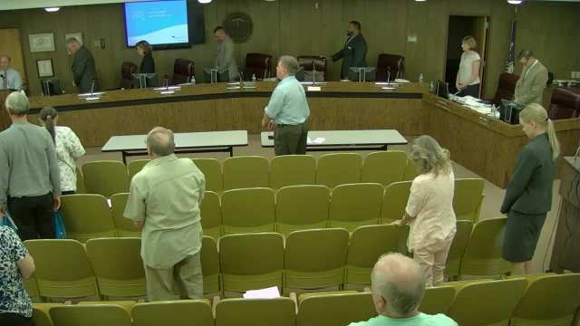 Commission Meeting - October 18, 2016