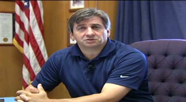 Mayor Parisi speaks on Energy  Aggregation