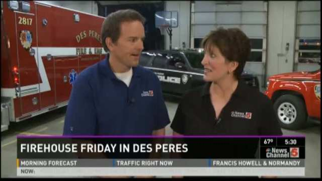 KSDK Firehouse Friday:  Public Safety Profile