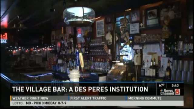 KSDK Firehouse Friday:  The Village Bar