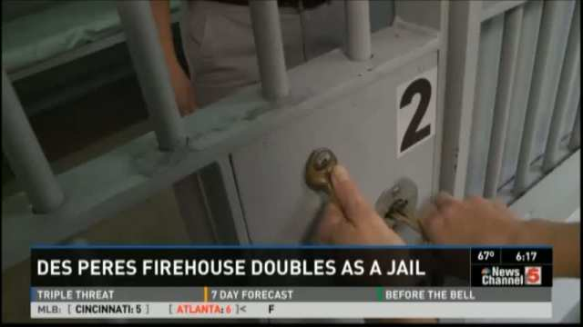 KSDK Firehouse Friday:  Interview with Chief Krumm