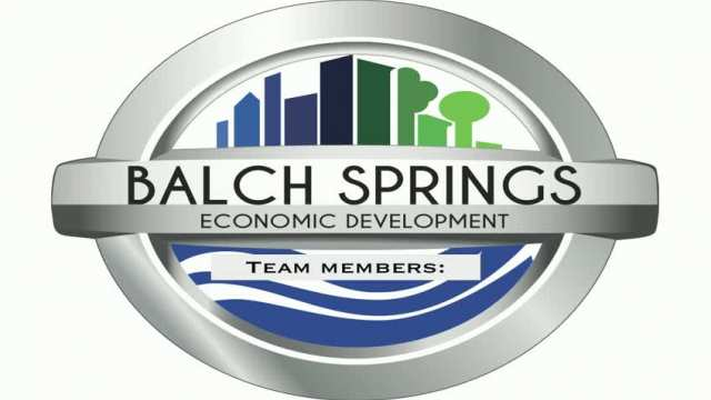Balch Springs EDC 2013 Project Video