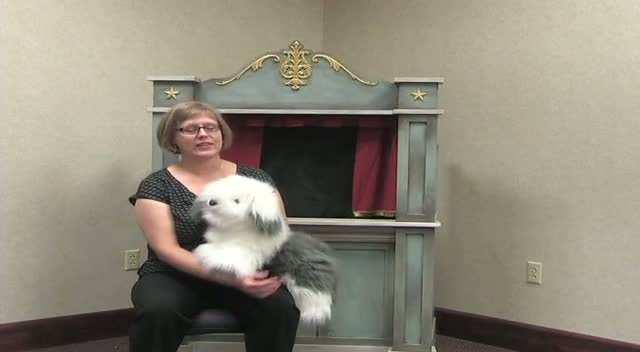 Smelly Sally Sheepdog