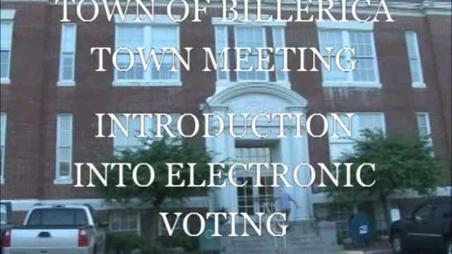 Intro to Electronic Voting