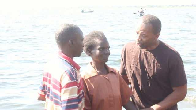 Uganda Baptism 1