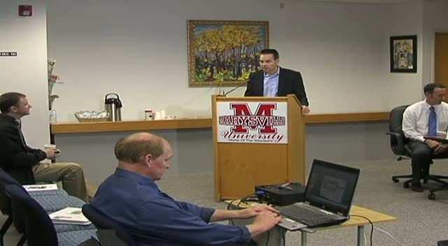 Marysville U - 2014 Road Improvements and TBD