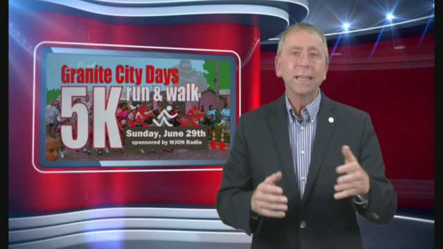 Granite City Days 2014 promo