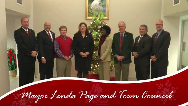 2014 Mayor and Council Holiday Wishes