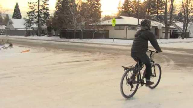 Bike Salmoning