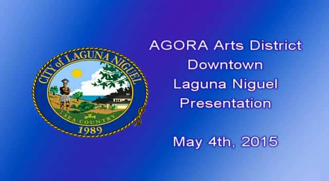 Agora Arts District - Downtown Laguna Niguel