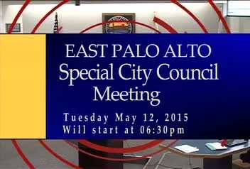 City Council Special Meeting