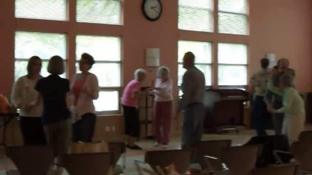 Dancing with Seniors
