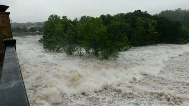 White Rock Spillway 5-29-15