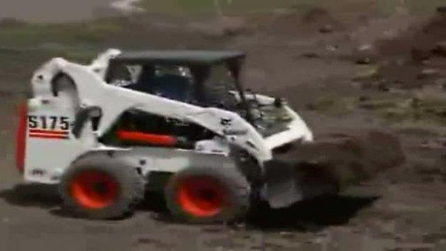 Bobcat Skidsteer