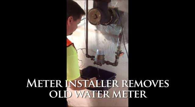 Water Meter Replacement