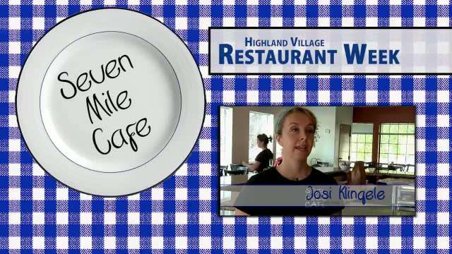 2015 Highland Village Restaurant Week