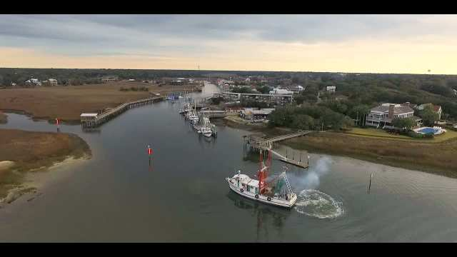 Shem Creek Park Phase 2 Update (March 2016)