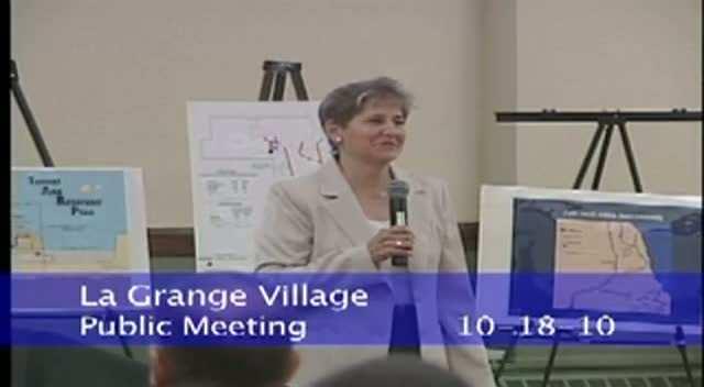 La Grange Village Board Special Meeting - 10/18/10