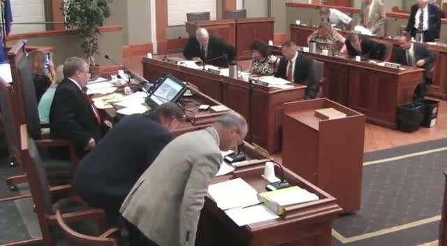 County Board Meeting 8/21/2012