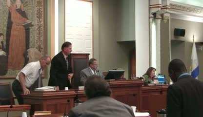 County Board Meeting 8/7/2012