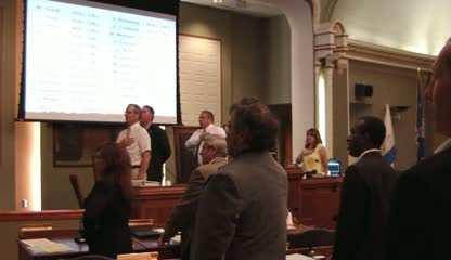 County Board Meeting 7/17/2012