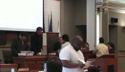 County Board Meeting 06/12/2012