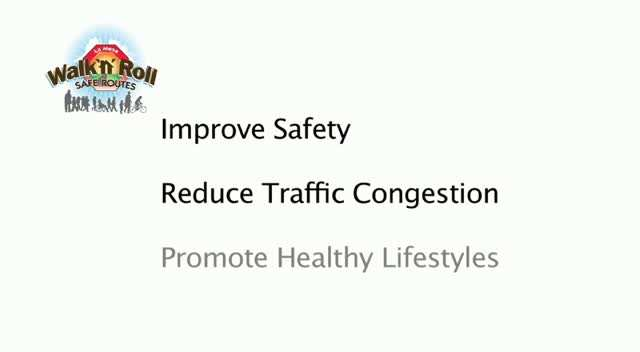 La Mesa Walk'nRoll Safe Routes - full length video