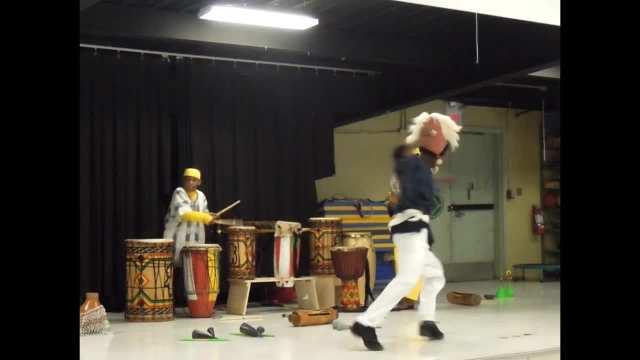 Jeremiah - Drumming