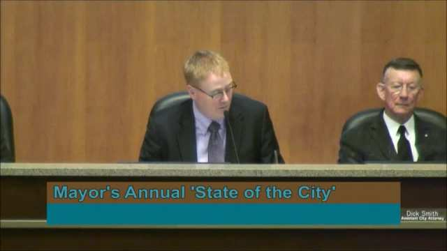 Mayor's State of the City 2016