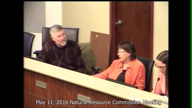 Natural Resource Commission