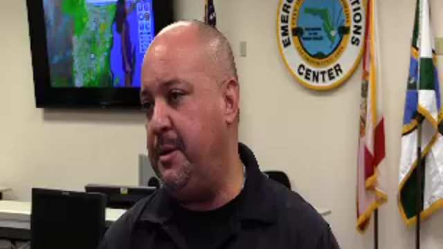 Hurricane Matthew Update: Hollywood EOC Activation