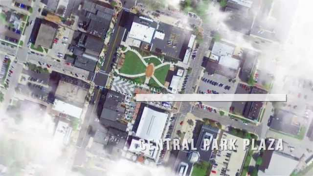 Central Park Plaza  Overview for American Planning