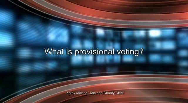 Provisional Voting