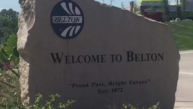 Welcome to the City of Belton!