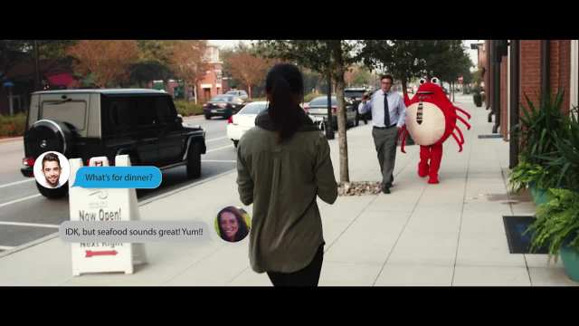 On The Move: Anti-Texting and Driving Commercial
