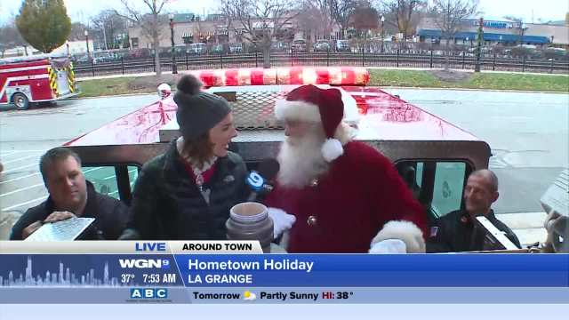 WGN AroundTown Segment