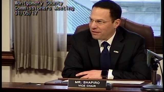 Commissioner Shapiro Farewell Remarks