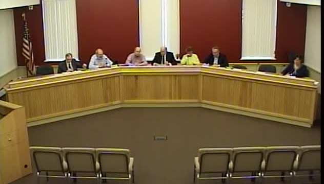 Cumberland County Commissioners Meeting