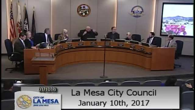 Council Meeting 01/10/2017
