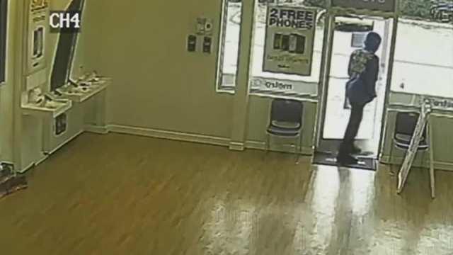 1/17/2017 Metro PCS Robbery Suspect