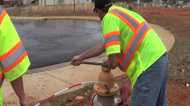 Hydrant Flushing 101