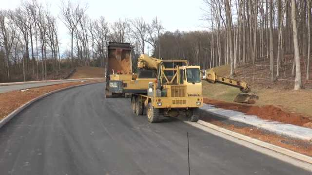 Leach Run Parkway Jan. 2017 Update