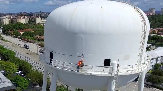 City Boca Raton - South Water Tower