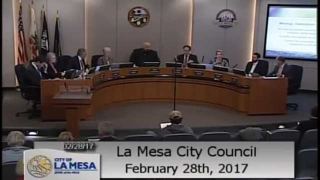 City Council Meeting 2/28/2017