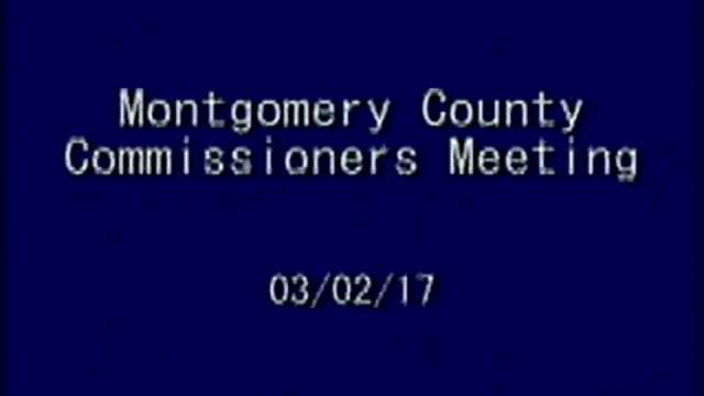 3/2/2017 Commissioners Meeting