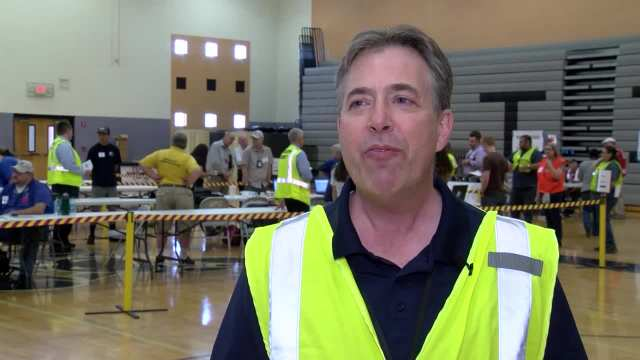 Maricopa County Emergency Management Drill