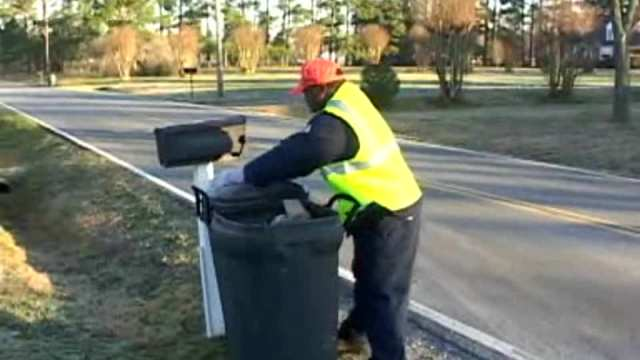 Trash Collection Instructional Video (WMV)