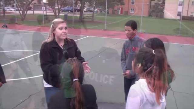 Officer Webber Community Outreach