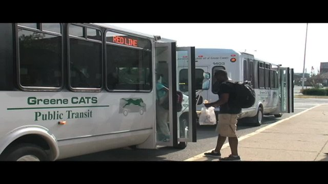 Greene CATS Travel Training Flex Routes 2017